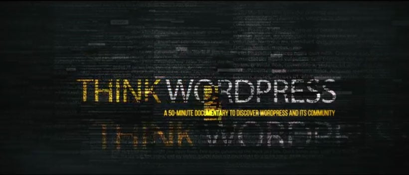 Think WP trailer