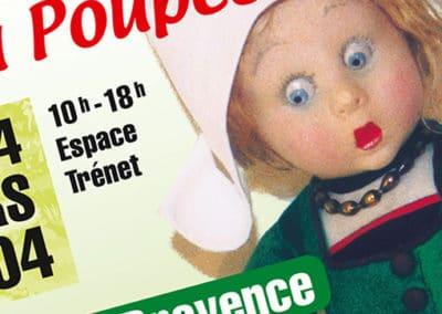 Affiches Festival Européen delaPoupée
