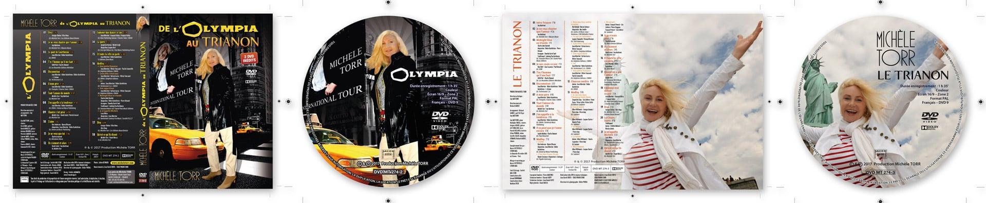 Pochette CD Michèle Torr - Je Vais bien
